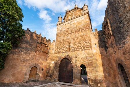 Abbaye de Veruela Real Monasterio de Santa Maria de Veruela, Vera de Moncayo, Saragosse, Aragon, Espagne.