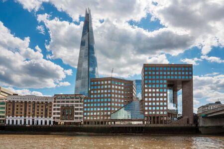 London cityscape. Financial district skyline. Reklamní fotografie