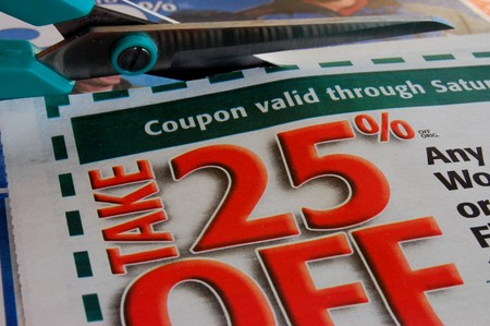 pennypinching: Siccors a 25% off coupon