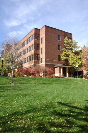 dormitory: Costruire mattone su University of Minnesota St. Paul Campus