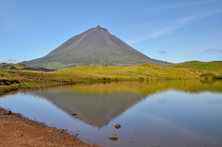 Volcano Pico Standard-Bild