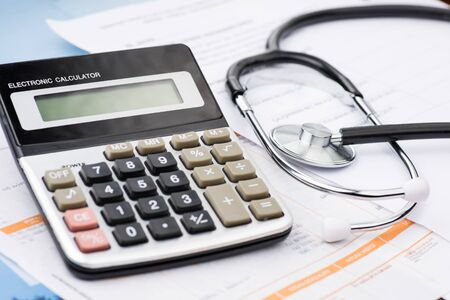 Concept of medical expenses