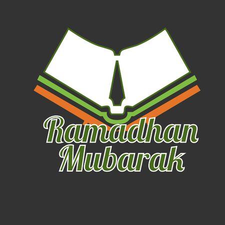 Ramadan Kareem islamic design logo