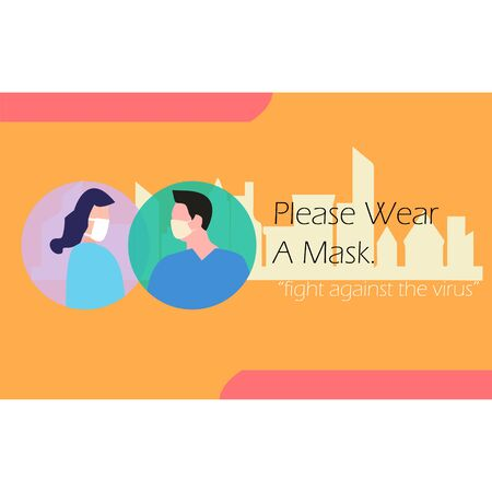 how to wear a mask, protect from the virus