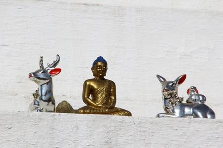 believes: Buddhist Stupa-suburgans datsan