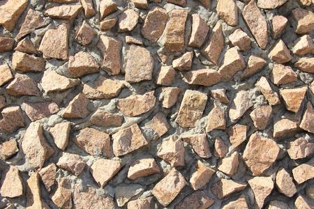 Surface finish of natural stone  photo