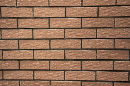 systematic: Brick wall  Stock Photo