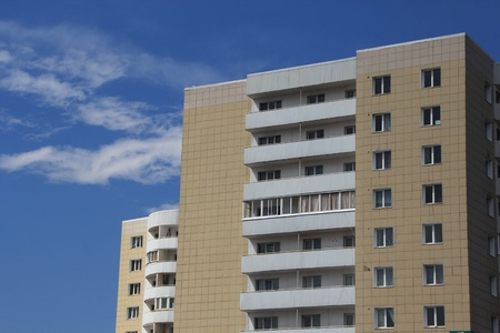 A new residential complex  photo