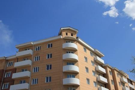 New dwelling house  Stock Photo - 9804344
