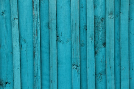 painted wood: Wooden wall  Stock Photo