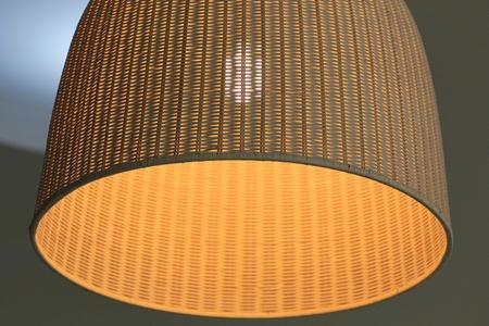 Shade of wicker baskets  Stock Photo