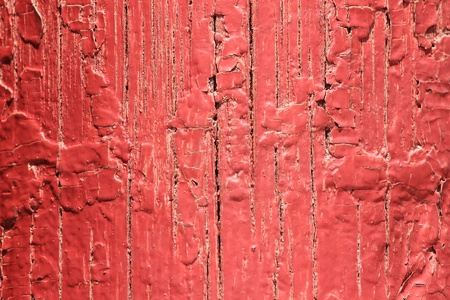 Old wooden painted surface, the background  photo