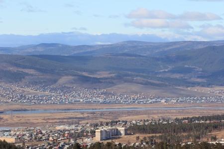 outskirts: Outskirts of the city, Ulan-Ude