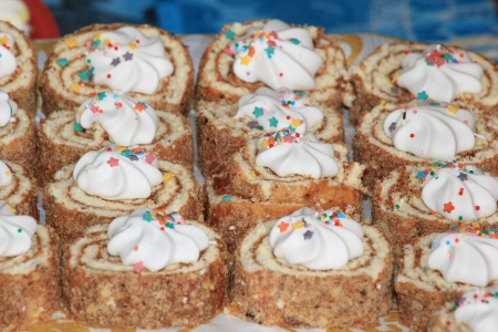 cakes Stock Photo - 17562165