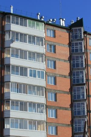apartment building Stock Photo - 17800035
