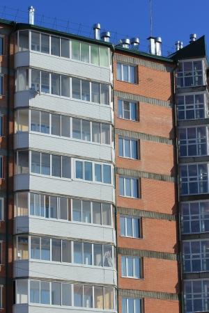 apartment building Stock Photo - 17800034