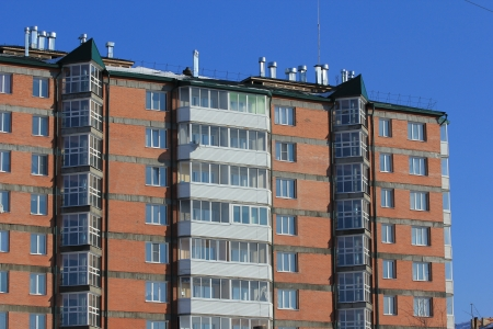 apartment building Stock Photo - 17800036