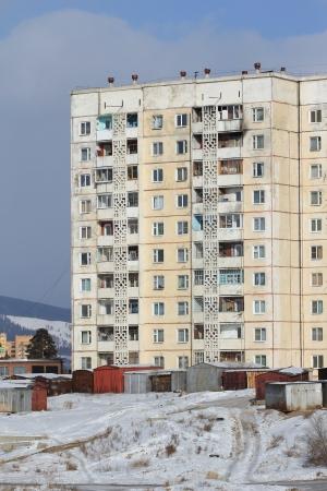 apartment building Stock Photo - 17800037
