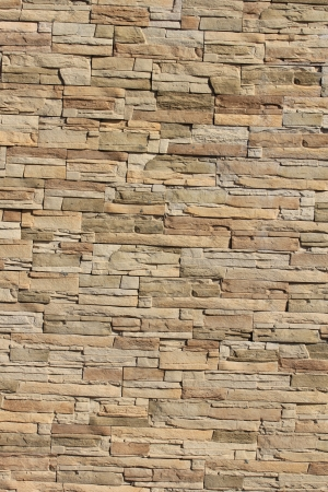 man made structure: texture of the masonry