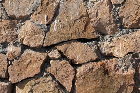 texture of the masonry Stock Photo - 18859232