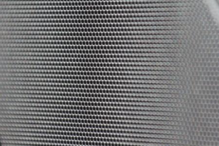 Speaker grille photo