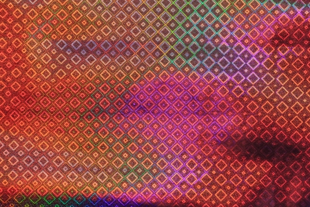 texture color holographic paper photo