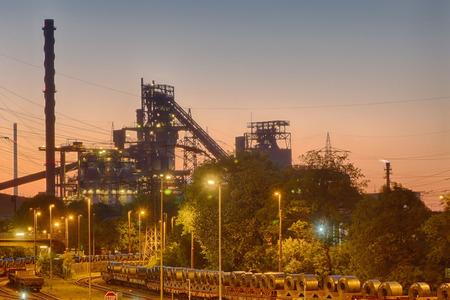 Steel industry in Germany
