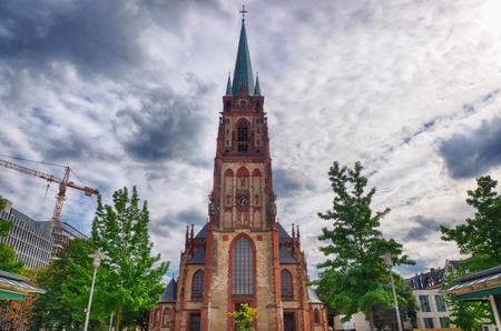 Old church in Duesseldorf