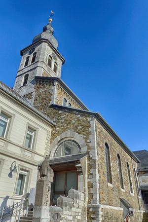 Historical church in Stolberg