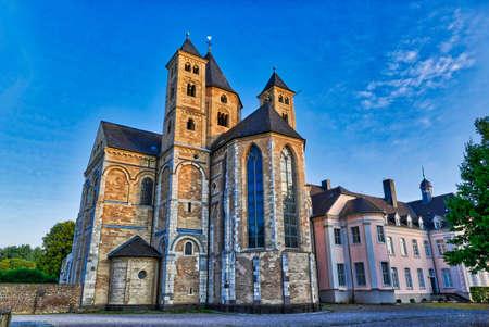 Historical monastery in Knechtsteden