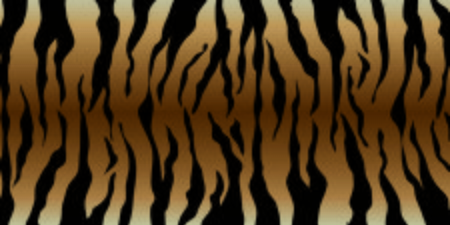 Vector abstract Tiger skin seamless pattern design. with seamless camouflage background. Illustration