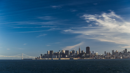 silicio: San Francisco skyline