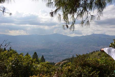 antioquia: View from Arvi Medellin, Aburra Valley, Antioquia