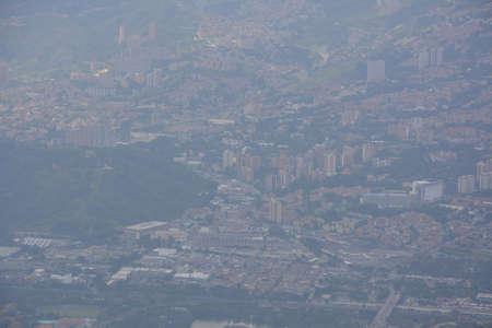 antioquia: View from arvi Medellin, Antioquia, Aburra Valley