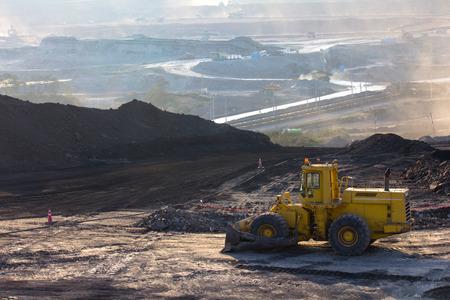 rubble: Mining truck