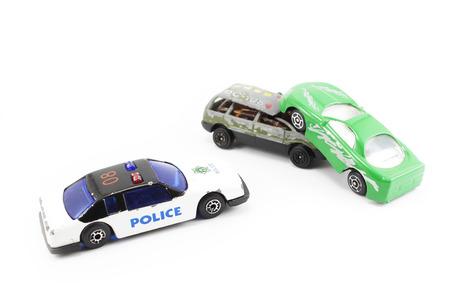 jolt: assistant police triple collision