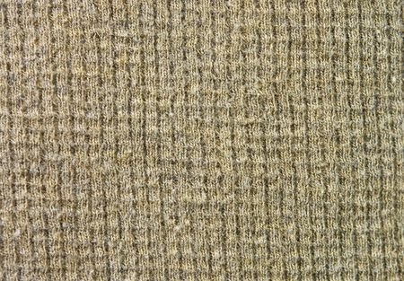 Close up textured background of wool fabric. Stock fotó