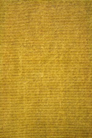 corduroy: Close up di tela arancione di velluto colorato.  Archivio Fotografico