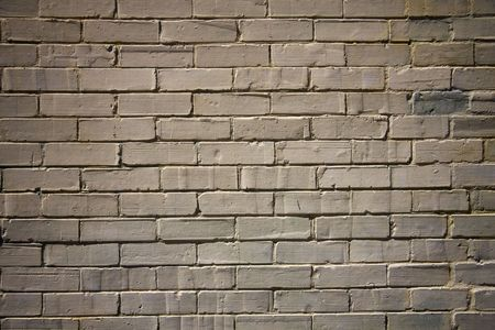 Close up background of old brick wall. Stock Photo - 6027956