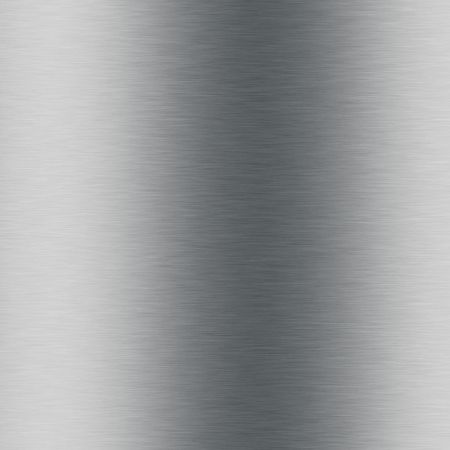 Brushed metal or aluminium effect for background use. Stock Photo - 2393056