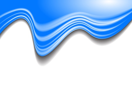 Vector - Blue wave modern pattern for use as backgrounds or in presentations Stock Vector - 4230976