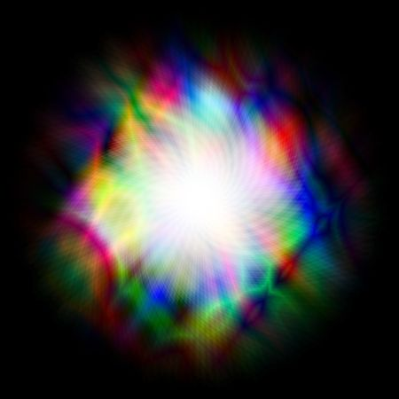 Colorful abstract cosmic pattern for background use Stock Photo - 5171196