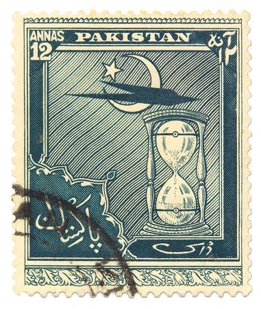 Vintage postage stamp Stock Photo - 3001330