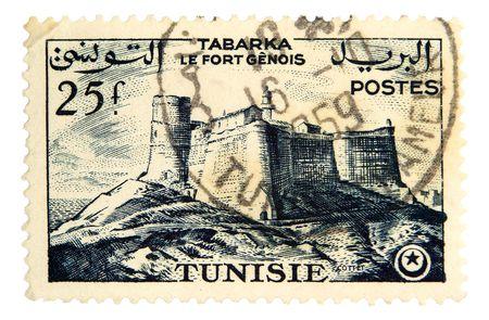 postage: Vintage postage stamp