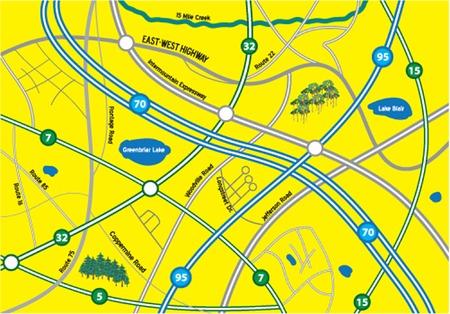 Map Banco de Imagens - 4515043