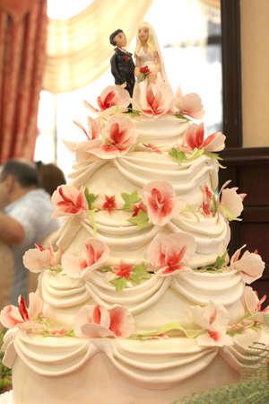 Wedding pie photo