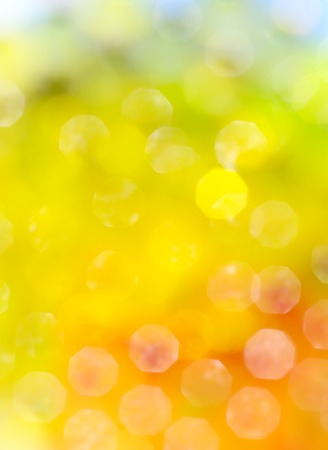 colorific: Abstract blur bright iridescent bokeh background