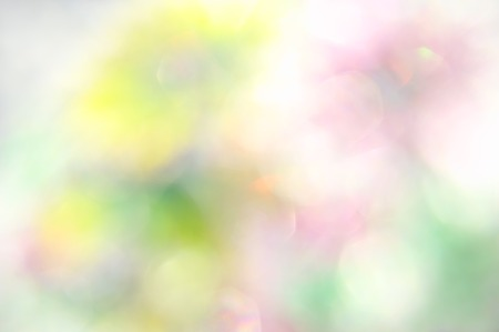 colorific: Abstract blur pastel blend color blots bokeh background