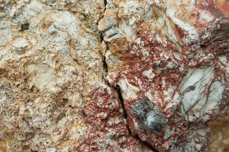 colour rock texture closeup Stok Fotoğraf