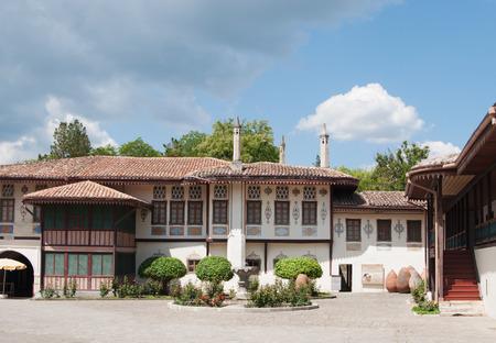 Khans Palace, Bakhchisaray, Crimea